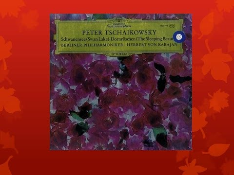 Peter Tchaikovsky, Berlin Philharmonic, Herbert von Karajan ‎– Swan Lake (Suite) mp3