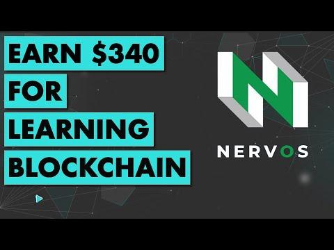 Earn $340 for Learning Blockchain  | Nervos Blockchain Tutorial For Developers