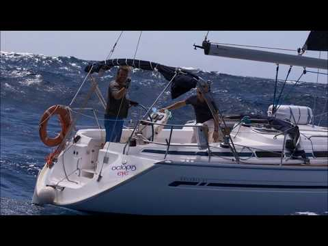 Extreme Sailing Constant Force 7/8 Gust Force 9 Aprox 30 to 50knts (octopuseye)
