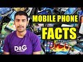 [HINDI] Unbelievable Mobile Phone Facts | Tech Facts