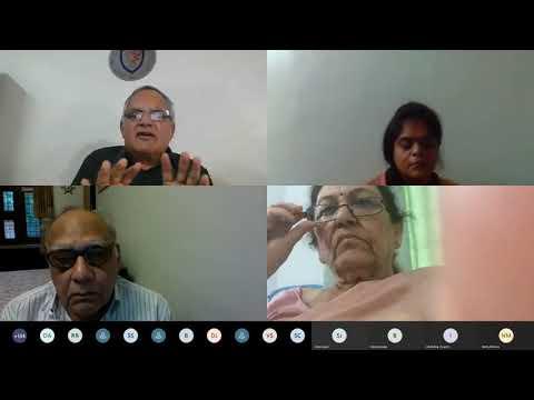 National Webinar on Human Eye & Cyber Age | Dr C.B. Sharma IPS (R)