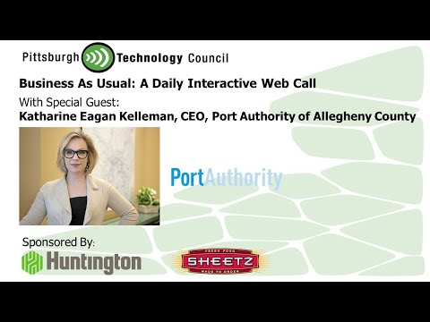 Business as Usual Featuring Katharine Eagan Kelleman, Port Authority