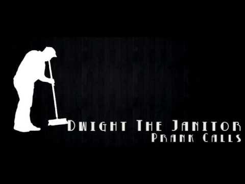 Prank Calls - Dwight Podcast Episode 1 - Disrupting The Blog Talk Radio
