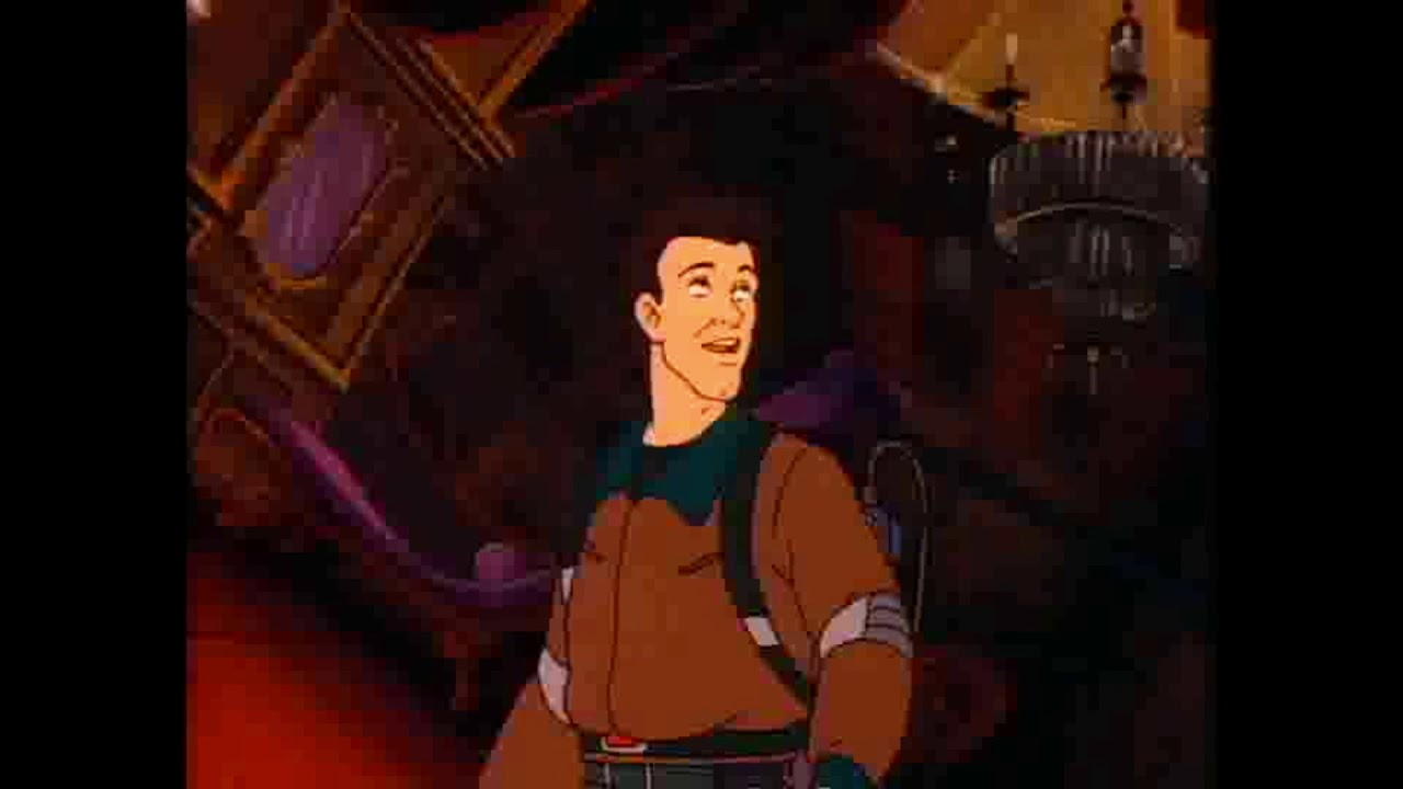 The Real Ghostbusters (1986) -  Boogeyman Chase