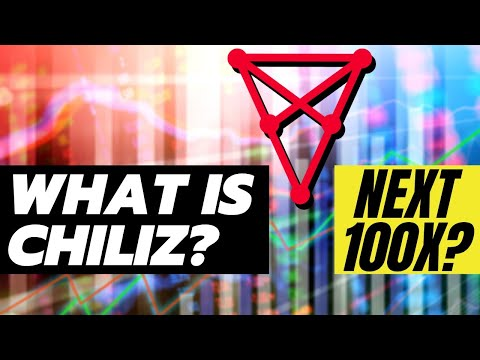 CHILIZ REVIEW   Why CHZ has HUGE Potential! Moonshot in 2021!