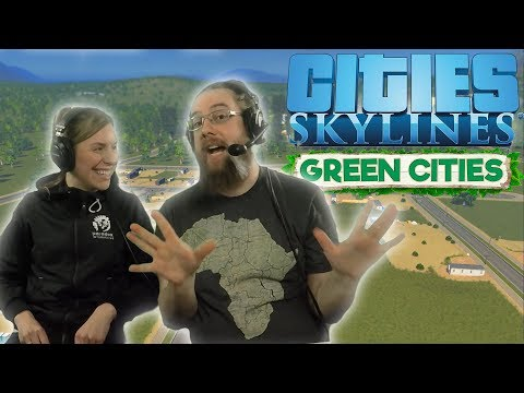 Cities: Skylines - Green Cities - Week 10