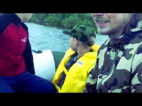 Рыбалка в Казахстанe.