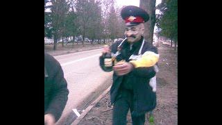 полицейские Троицка сбежали от Тролля