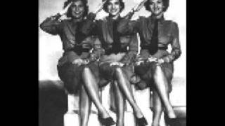 In The Mood Andrews Sisters
