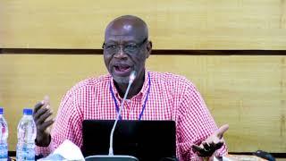 IDENTITÉ CHRÉTIENNE AFRICAINE ET CHANGEMENT SOCIÉTAL- 1, PROF  TITE TIENOU