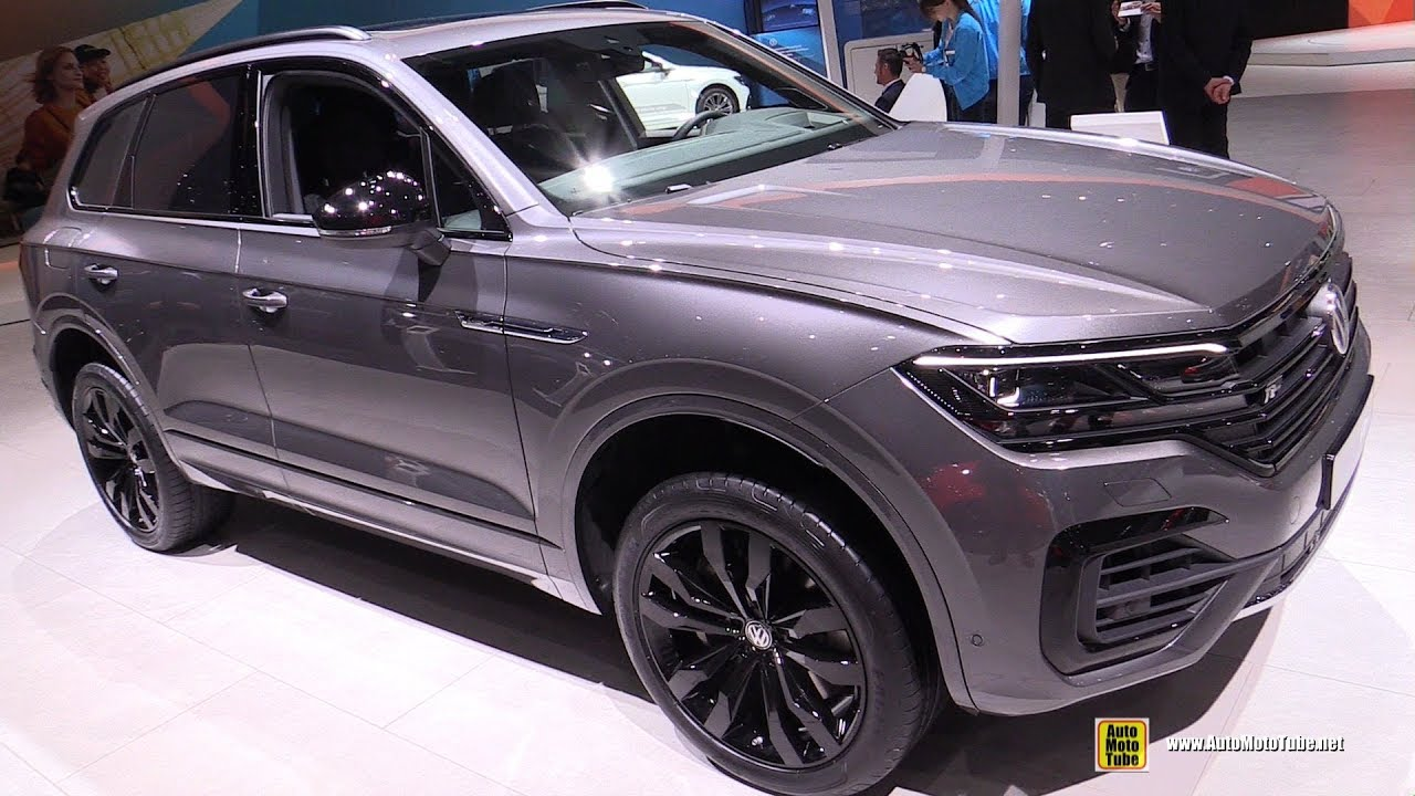 2020 Volkswagen Touareg Price
