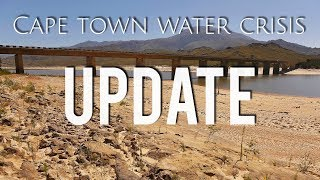 Cape Town Drought Update, I answer your questions
