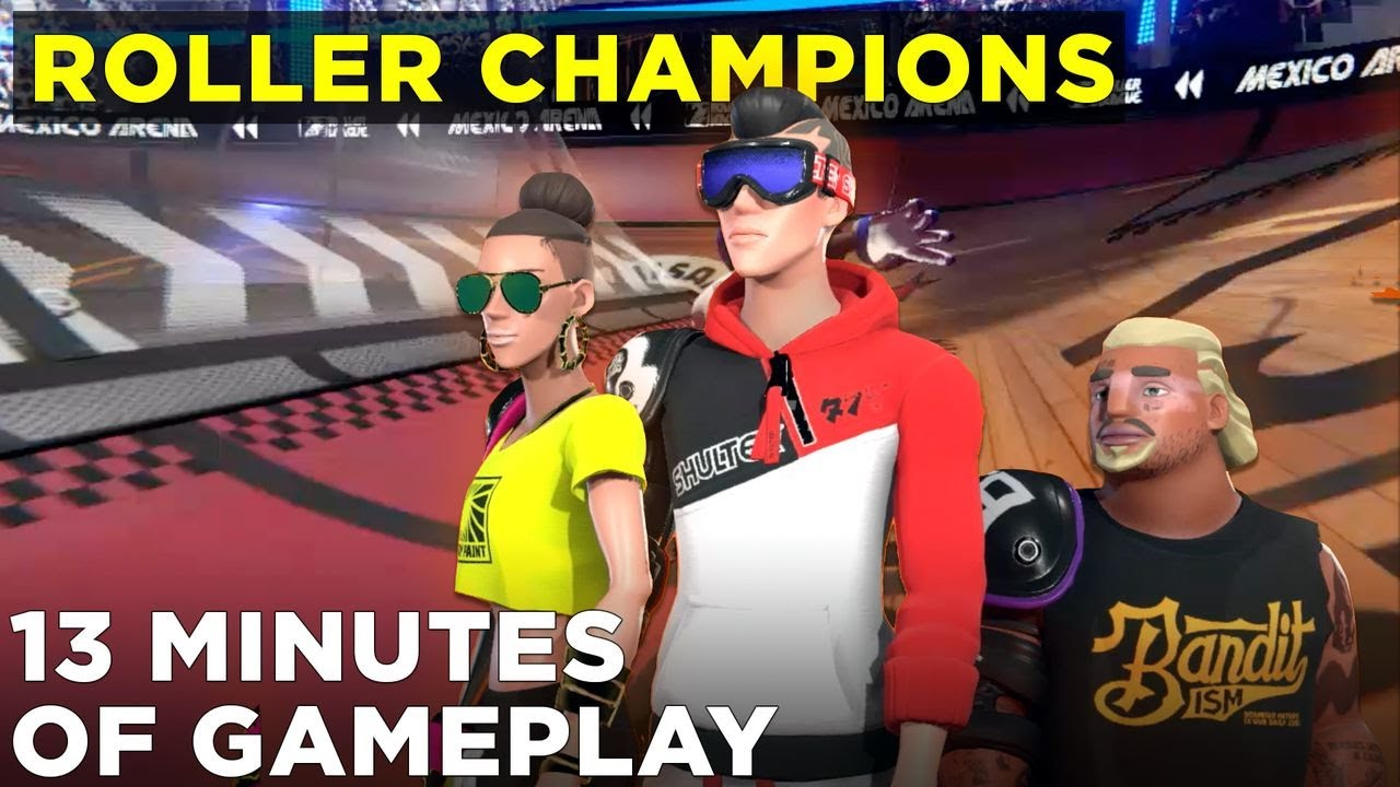 Roller Derby Video Game