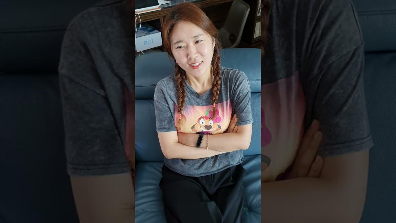 와이프의 재관둥이를 향한 찐사랑 (feat:김경아) #shorts