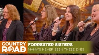 Forrester Sisters sing