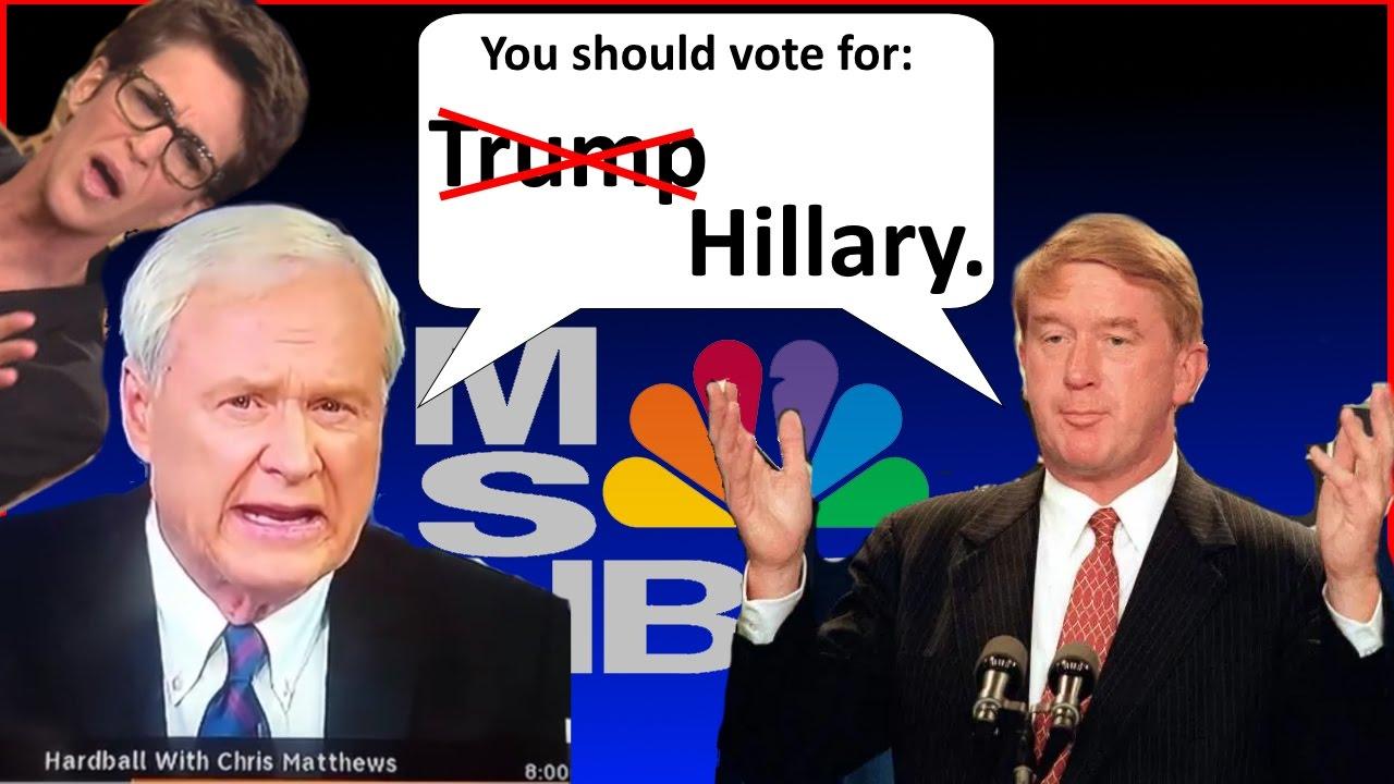 Chris Matthews Supports Trump? Lying Media, The ...