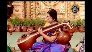 Veena Trio - Nada Neerajanam Concert at Tirumala