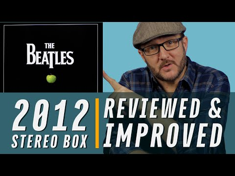 The Beatles 2012 Stereo Vinyl Box Set - Reviewed & IMPROVED