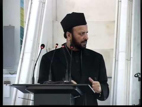 Professor Dr Sahibzada Pir Sajid-ur-Rahman(Juma Tul Mubarak Faisal Masjid)3/2/12