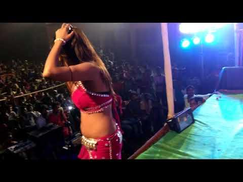 Chatni Chat Jai (Bhojpuri Song) Arkestra Dance - Bherachnagar Sandi