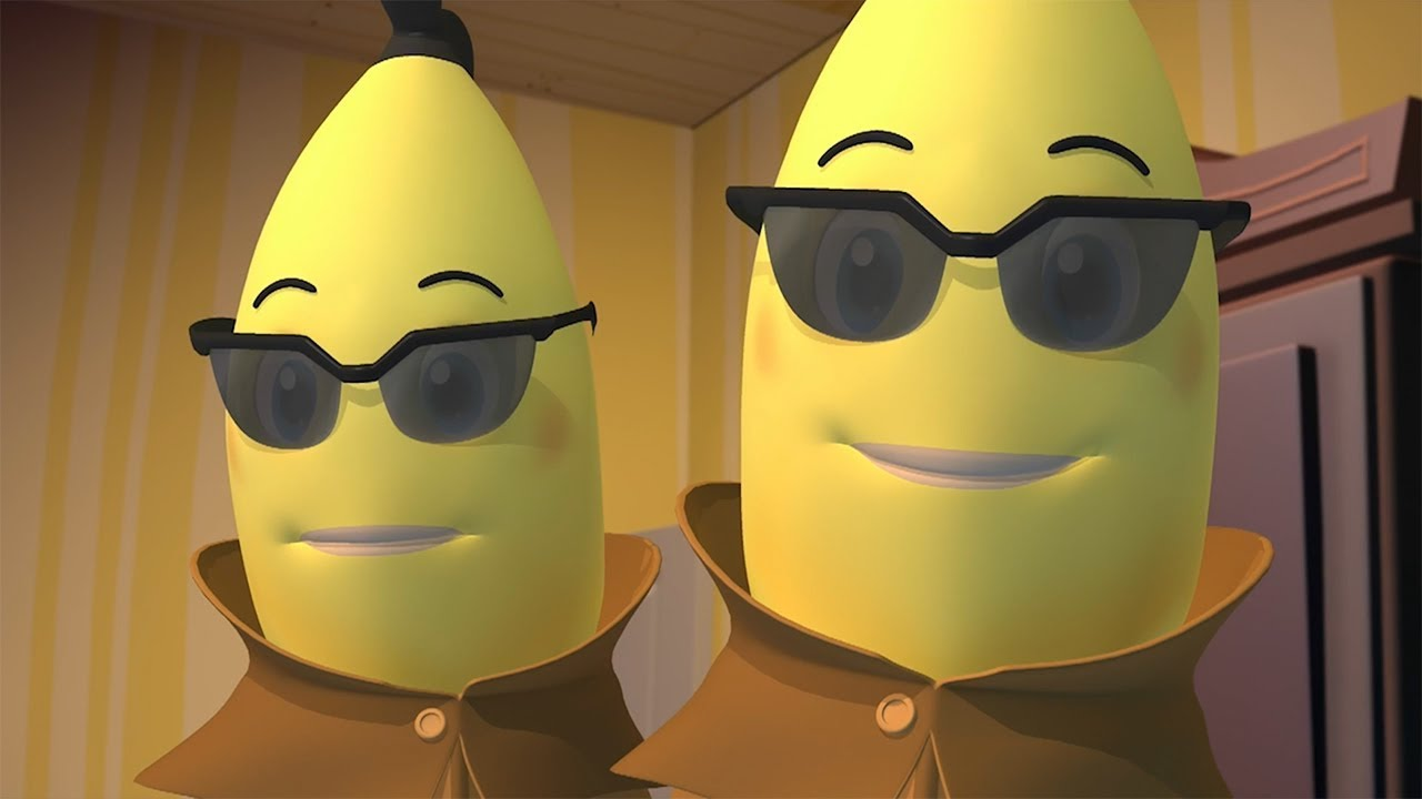 Detectives | Cartoons | Bananas in Pajamas Official | Bananas in Pajamas Full Episodes