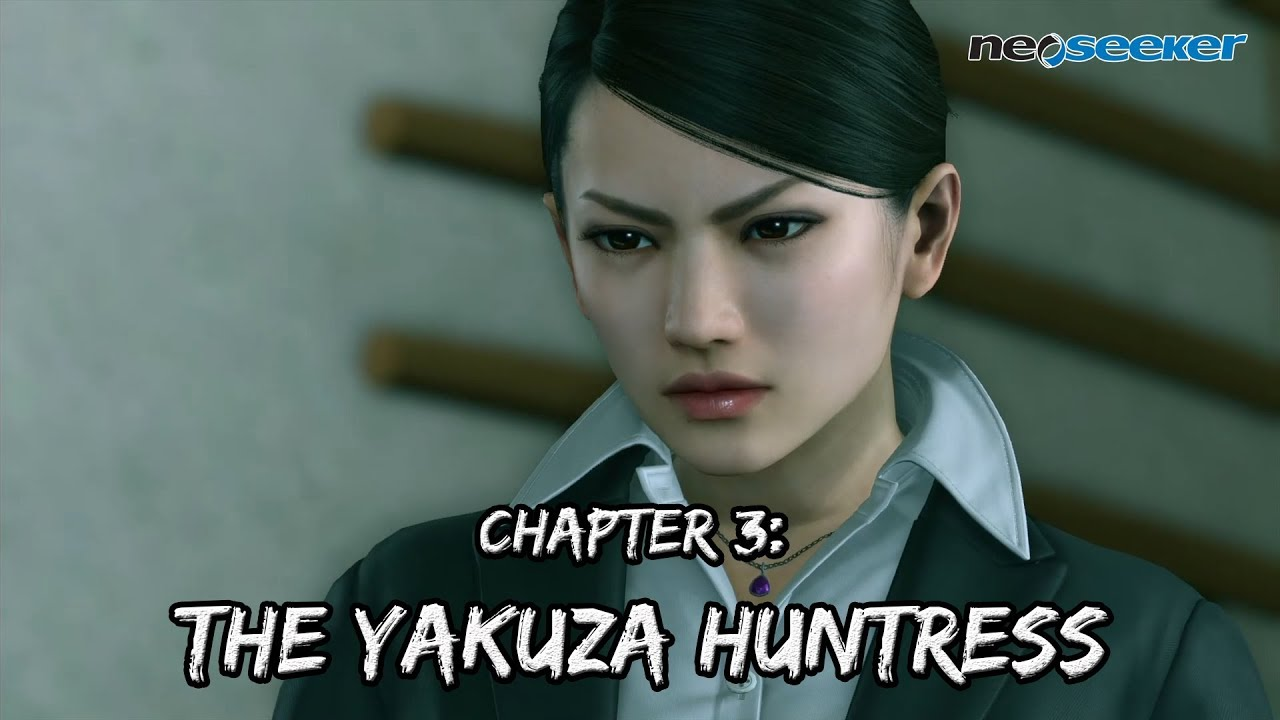 Chapter 3: The Yakuza Huntress - Yakuza Kiwami 2 Walkthrough - Neoseeker