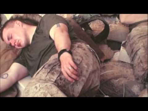 Marine Tribute, Mike Corrado -