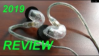 Shure SE215 IEMs in 2019! Review after 2.5 years! Still worth it?