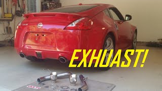 This is How I Made My 370Z Sound AWESOME!