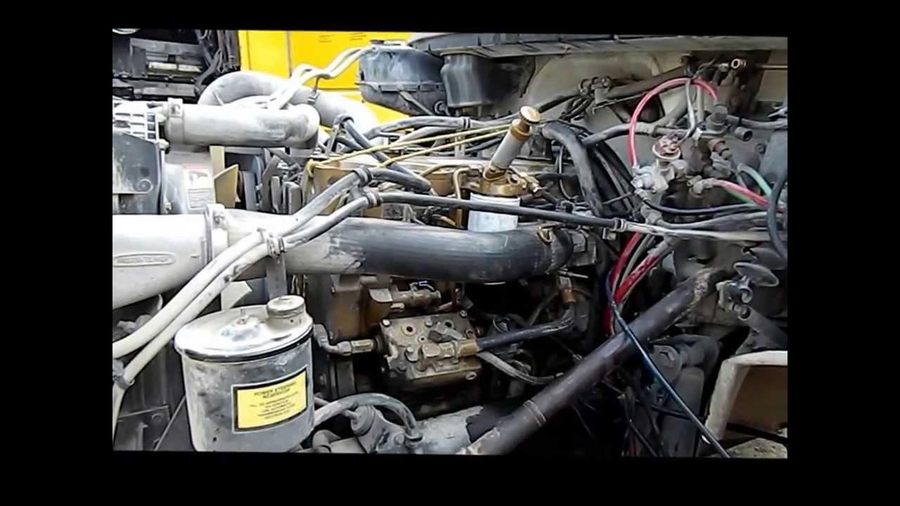 Motor Caterpillar 300 Hp