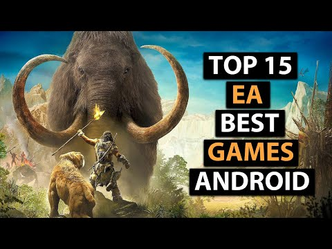 Top 15 Best EA Games For Android 2019 | High Graphics (Online/Offline)