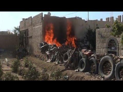 Shiite rebels seize city of Amran near capital