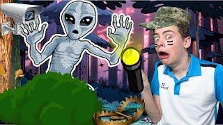 ОХОТА НА РЕЙКА ИНОПЛАНЕТЯНИН ПРОТИВ ДИМЫ И КАПКАНОВ В ИГРЕ rake monster hunter Android Gameplay