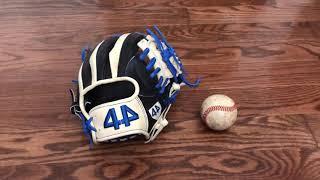 Baseball glove review: 44 pro gloves JP11