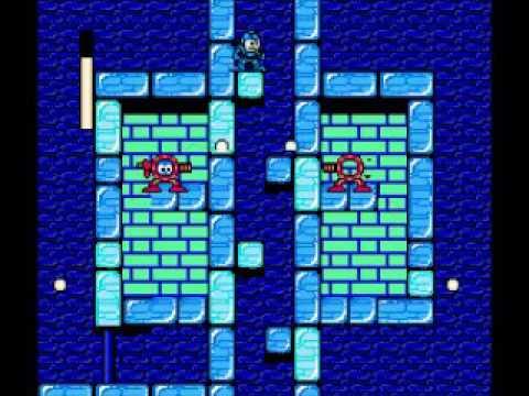 (NES) Megaman II Alpha Demo (Megaman 2 Rom Hack) Part 1 - Flash Man