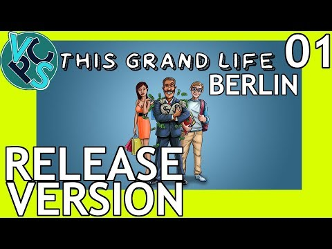 This Grand Life EP01– Berlin! Gold Release - Adult Life Simulator Gameplay