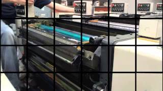 Digital and Offset Printing press comparison