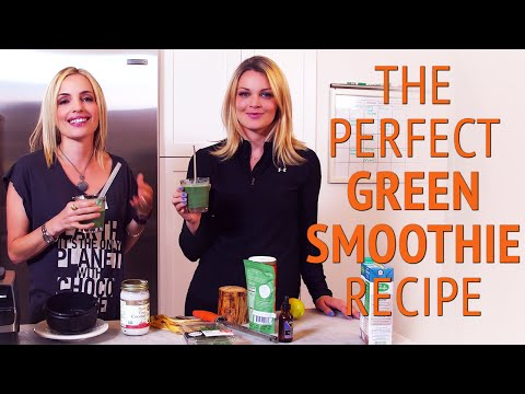 Foodtrainers: How To - Seven Steps To Healthy and Delicious Smoothie Success
