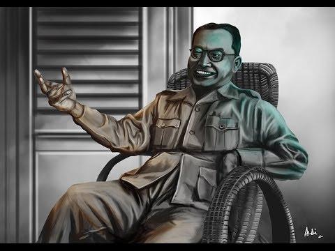 Mohammad Hatta Digital Painting by Audi Moslem