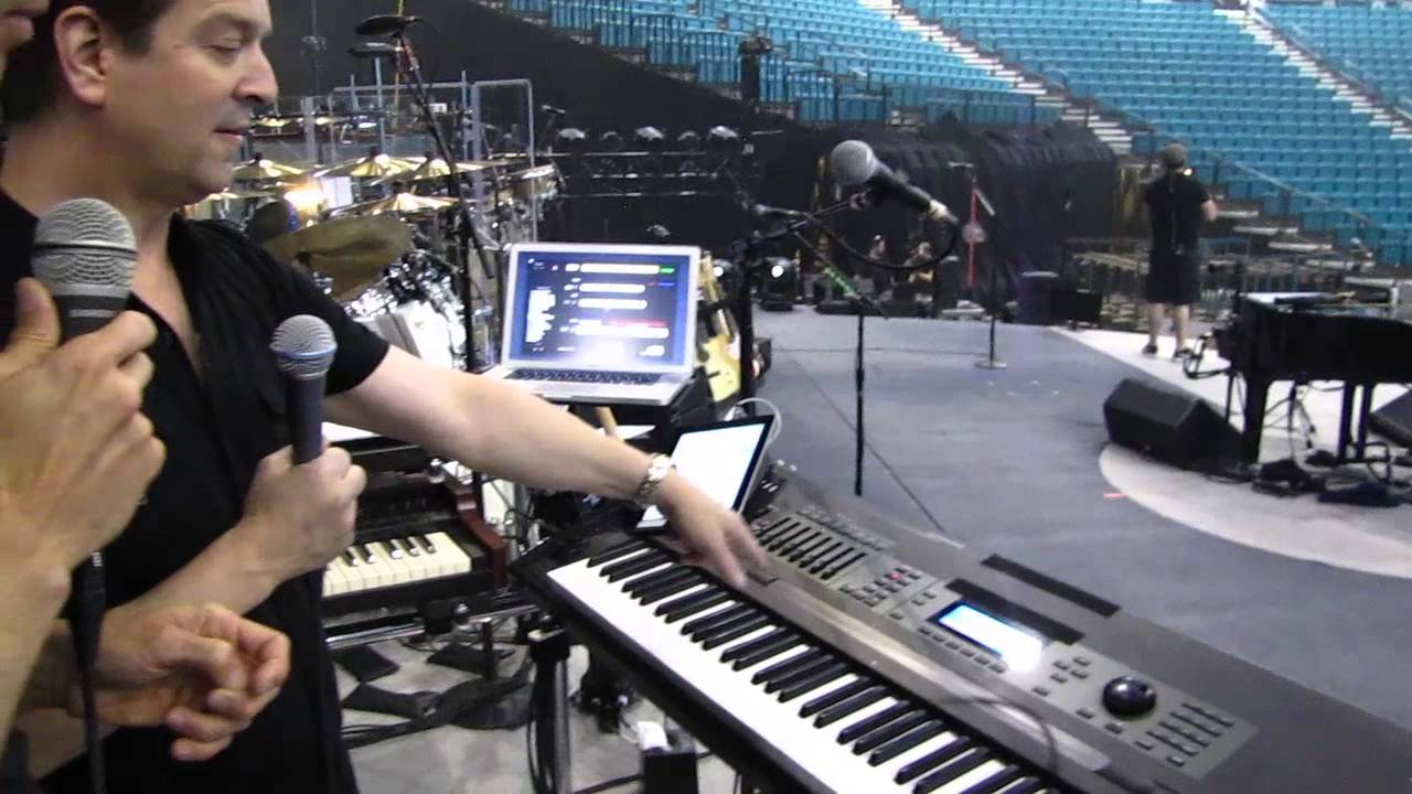 Billy Joel touring rig 1 of 5