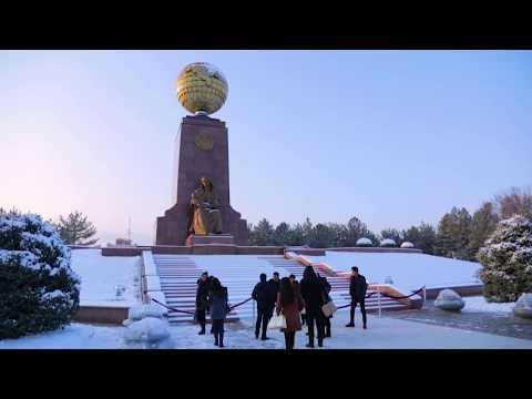 Tashkent Winter 2018