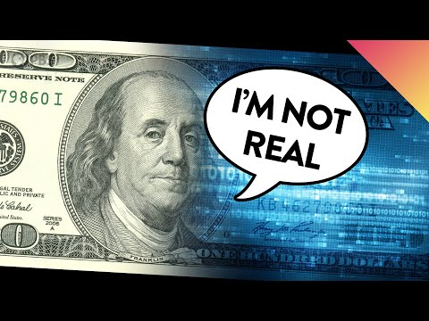 Why Money Isn't Real (But the Technology Behind It Is)