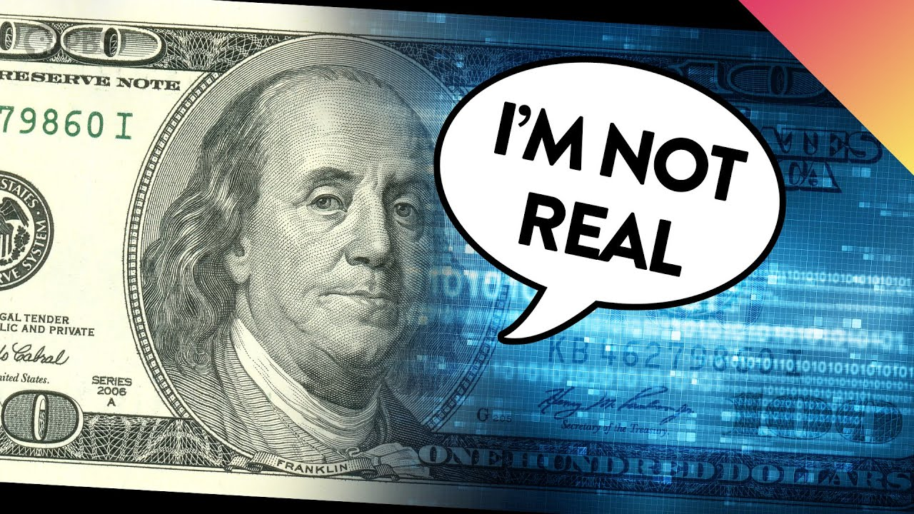 Money Is A Technological Fiction (The Invention of $$$)