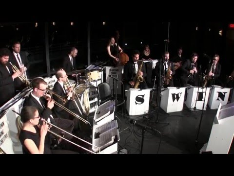 """Moonlight Serenade"" - Beantown Swing Orchestra"