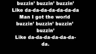 Mann ft. 50 cent - Buzzin  lyrics + [On screen] + [HD]