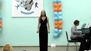 Ермакова Ксения - «Прекрасный май»