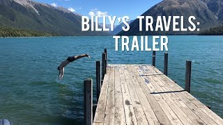 Billy's Travels: Trailer