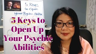 5 Keys to Open Up Your Psychic Abilities || Tesla Codes #22