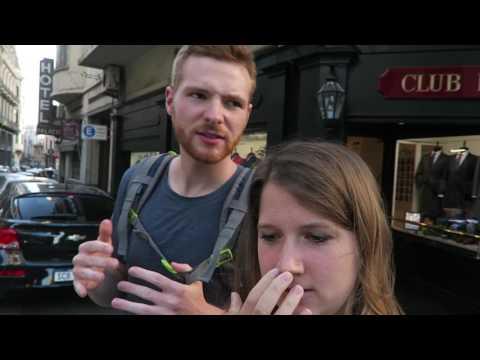 Letzter Tag in Montevideo • Uruguay • Weltreise Vlog 063