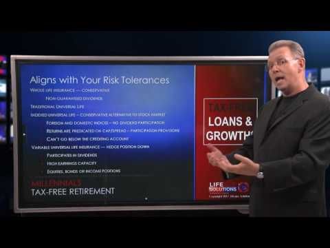 Tax Favored Cash Value Life Insurance & Reverse Mortgages - Let's Get Down to Business - Part 4 of 5